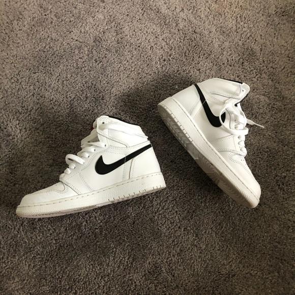 Nike Shoes | High Tops Tennis Shoe